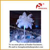 Wholesale Ostrich Feathers Centerpieces for Wedding Decor