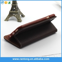 hot design smart pu leather stand phone case for iphone 5c with colorful
