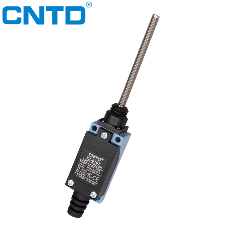 CNTD looking for <strong>agents</strong> to distribute our products 250VAC/10A ME Series Flexible Rod Type Waterproof Limit Switch (TZ-8167)