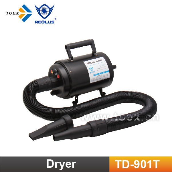The Best Single Motor Pet Dryer Cyclone 901T