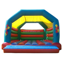 used commercial grade inflatable jumping bouncy castles/ bounce house for kids and adults