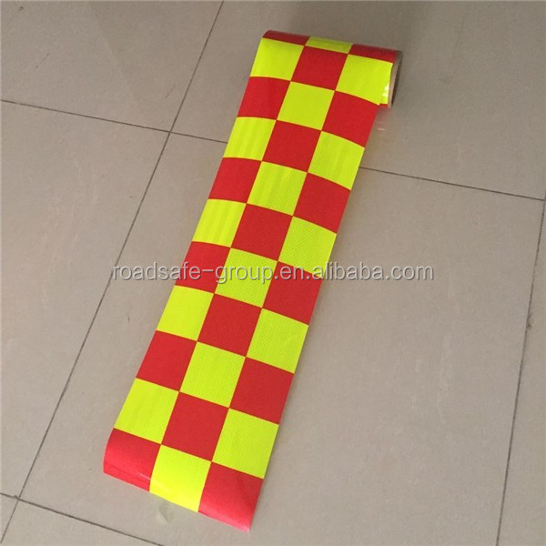 Road safety Original 3M reflective stickers /self adhesive reflective vinyl