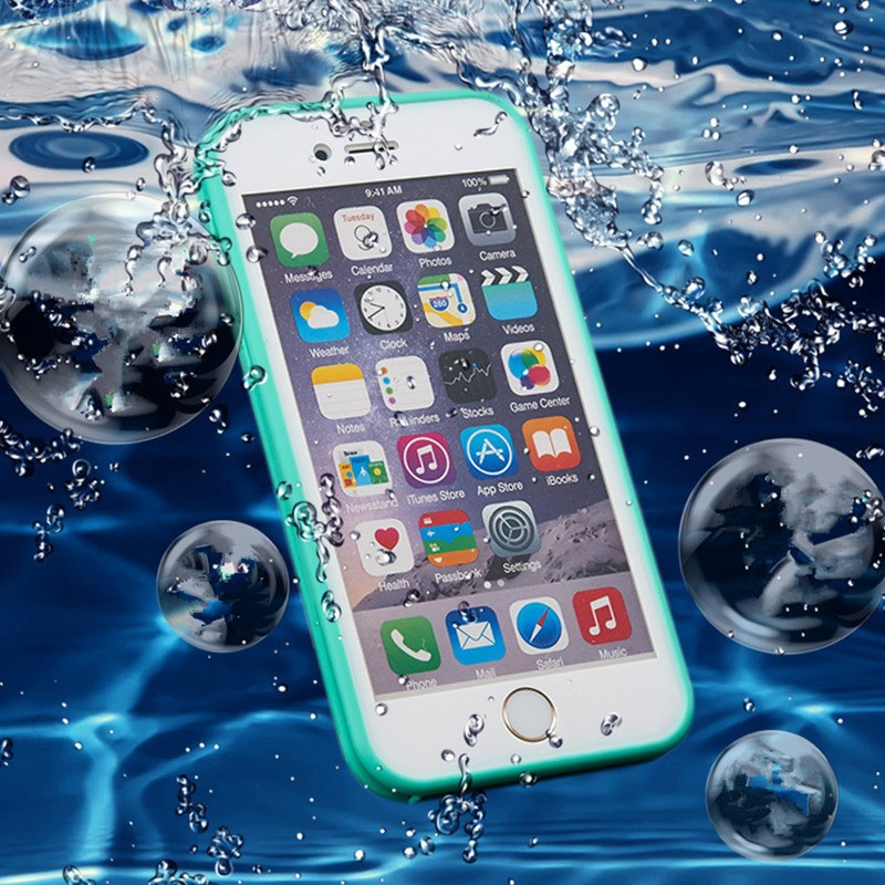 water proof phone case for apple iphone 7plus mobile cover for iphone 7 case