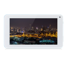 7 inch 86V A33 Tablet 1024*600 Capacitive Touch A33 Quad Core MID Tablet