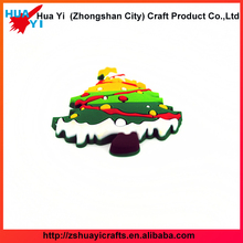 Custom Logo EVA/Rubber/PVC Fridge Magnet for Souvenir Gift - HuaYi Crafts factory