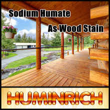Huminrich Sodium Humate Pigment Wood Coating Colorant Products For Furniture