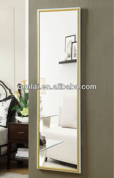 factory stocks wall mirror, dressing cabinet with drawer