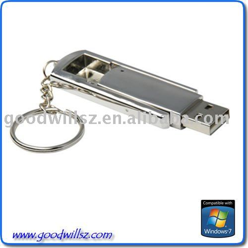 Metal push-pull type U Disk high speed 3.0 - USB Flash Drive