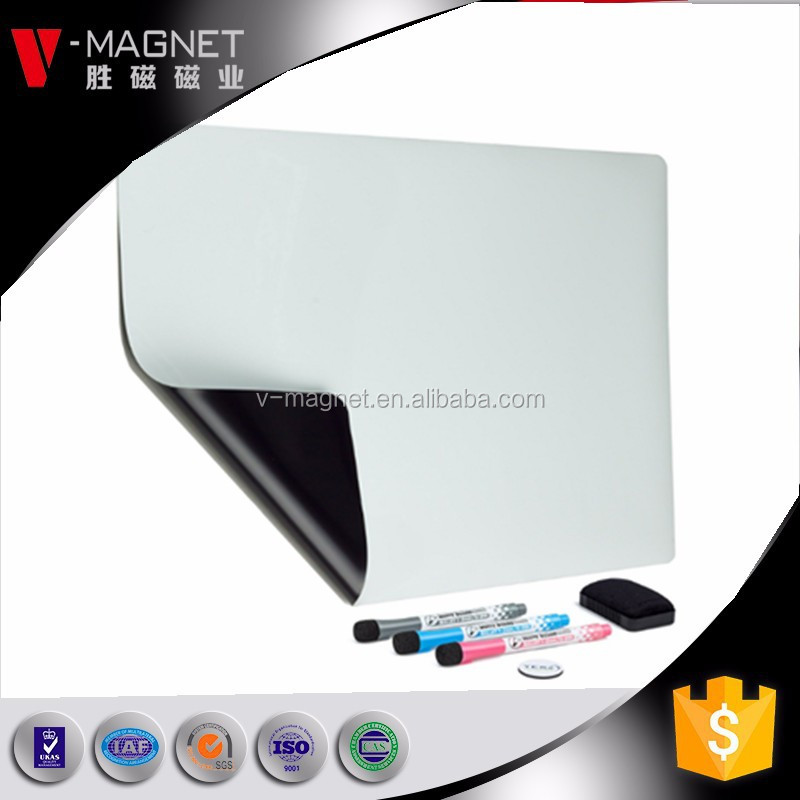 magnetic white board for fridge for kitch 17 inches x12 inches fridge magnet whiteboard