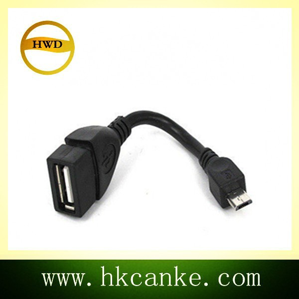 USB 2.0 Micro OTG Cable For Samsung Galaxy Tab