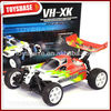 1:10 two speed nitro radio control car gasoline