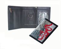 Nylon zipper wallet