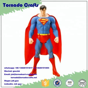 Tornado crafts Popular Personal Superman Statue wholesale