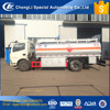 Oil transport and refueling truck CLW5115GJY3 4x2 8000 liters 8 cubic meters fuel tank truck for diesel refueling