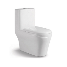 High Quality One Piece Water Saving Floor Mounted Toilet