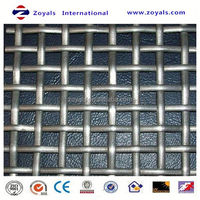 iron bbq grill crimped wire mesh Exporter ISO9001