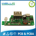 2 4 6 8 layer double sided pcb circuit board for usb