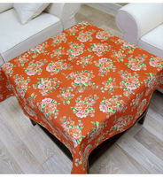 bohemian tablecloth