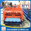 Roof tile roll form machine, metal roof tile making machine