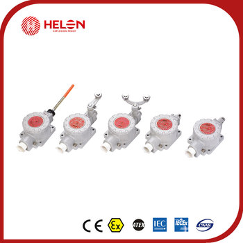 dLXK-C-Series Explosion-proof Travel Switch