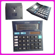 Big size desktop solar calculator