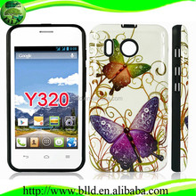 Consumer Electronics Alibaba supplier mobile phone case for huawei y320