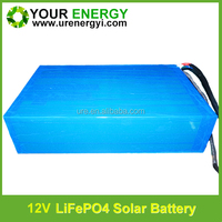 Top quality lithium-ion battery 12v 100ah solar generator with the lithium-ion battery systems lifepo4 price hot sale