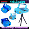 NEWEST Voice-control Moving Mini Laser Stage Light Projector Strobe Lighting Projector Disco Party DJ Light Adjustment Club USE