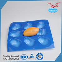 PP fruit tray Eco-friendly Plastic Thermoformed Disposable PP Food Trays