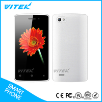 "China Manufacturer 4.0"" Quad Core 3G Android 4.4 cell phone"