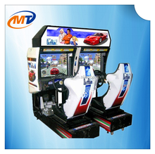 42 LCD Outrun coin operated Racing Game Type car racing pinballgame machine with LED lights