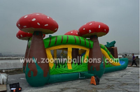 New designed inflatable combo jungle theme for sale Z2084