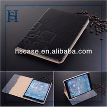 pull up PU Leather Smart Case Stand Retro Cover, Cover For Apple ipad Air 5th
