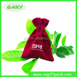 2015 Custom Fashionable Velvet Pouch