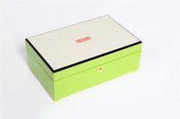 new design brand wooden jewelry packing box wholesale