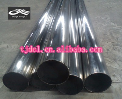 High qaulity ASTM A554 stainless steel welded pipe of factory price stainless steel sink