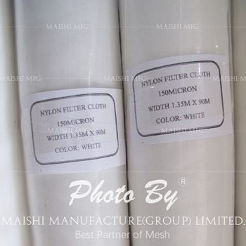 polyester mesh milling bolting cloth