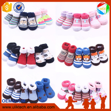 baby shoe Winter Keep Warm Infant Toddler First Walkers Shoes Boots Booty Newborn Baby Snow Knitting Cute Cartoon baby shoe