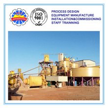 2015 Gold CIP/CIL Production Line , Gold Mining Machine