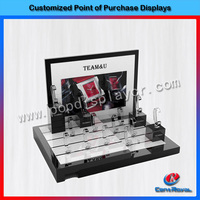 High-quality clear acrylic casio watch display stand