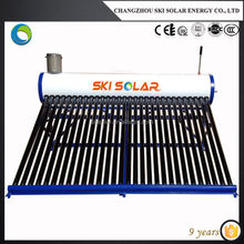 solar water heater gas hot water tanks