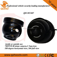 CCD Dome camera for vehicle surveillance camera ce rohs