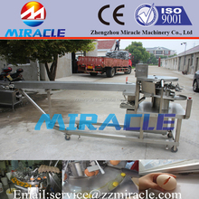 Commercial egg breaking machine/egg shell breaker/breaking machine for liquid egg production