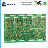 China circuit boards with 12w mc pcb board