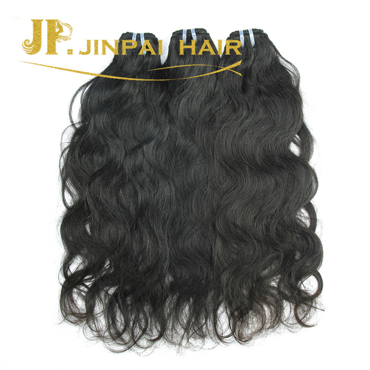 JP Hair Top Grade Double Strong Weft 100% Indian Wave Hair