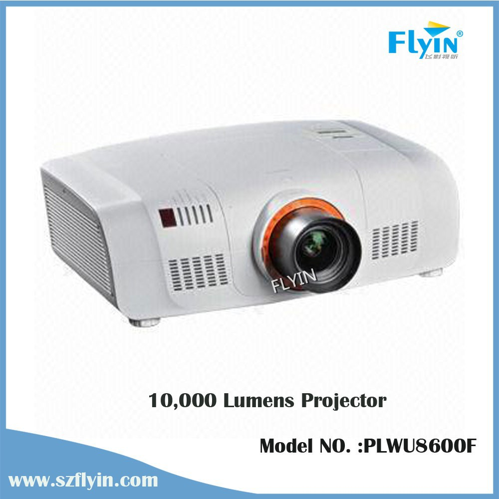 Best Price data show 10000 ansi Lumens video projector for 3D Mapping Wholesale