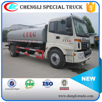 FOTON 210hp 4*2 9000L RHD Water Delivery Truck 9ton Watering Lorry