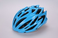 New high safety adult helmet , brighrt color super sport professional helmet , PC in-mold bicycle helmet for adult