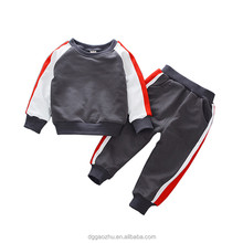 Suit For Boys Girls Sports Outfit Sets Of Clothes Children's Winter Suit Christmas Clothing