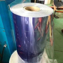 Transparent Clear Rigid PVC Film in Roll for Plastic Blister Packaging Clear Rigid PVC Sheet